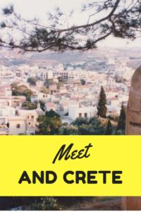 Meet and Crete Pin