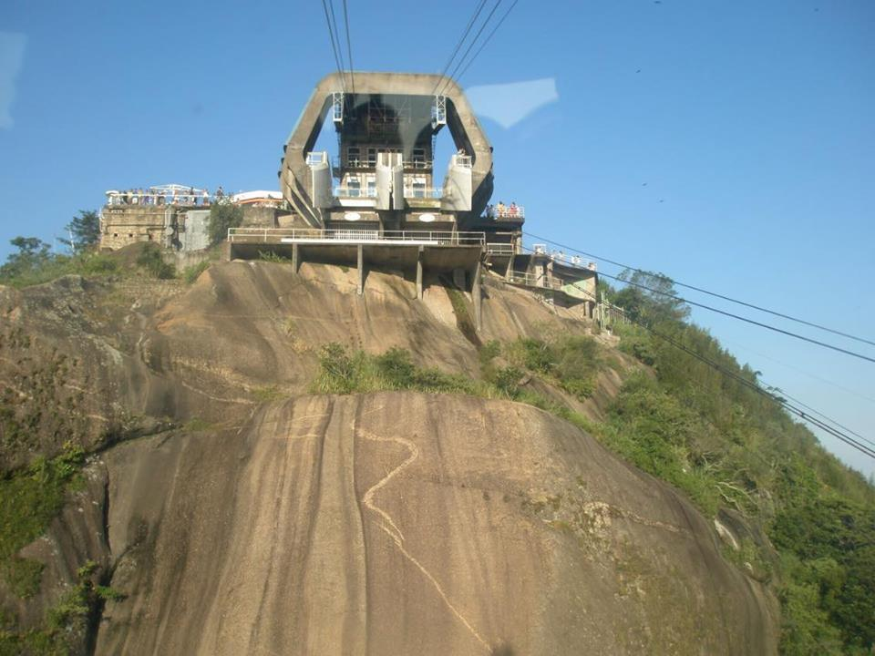 Suagr Loaf Mountain Cable Car Station, Rio de Janeiro
