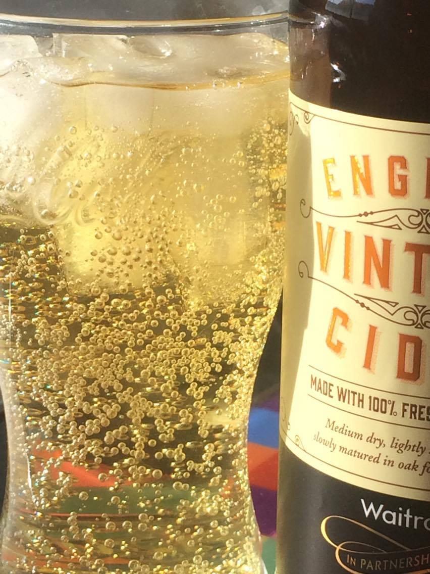Waitrose Vintage English Cider