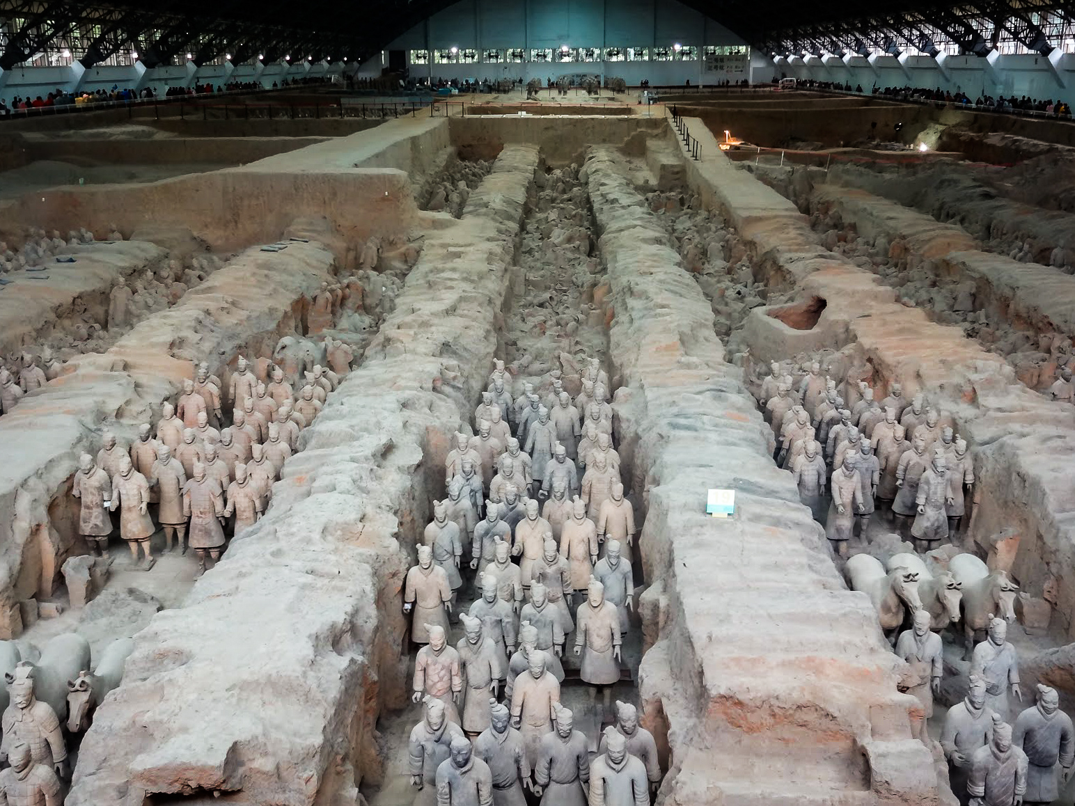 Your Guide to Visiting the Terracotta Warriors of Xian - Flying Fluskey